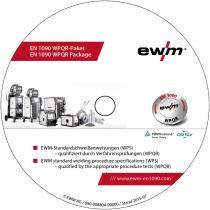 EN 1090 WPQR-Paket CD-ROM