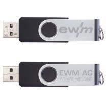 USB-Stick schwarz 8 GB