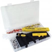 Abmantelungswerkzeug-Set 404-tlg.JOKARI