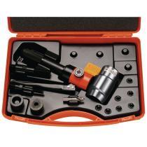 Handstanze Compact® gerade Koffer inkl. Zubehör ALFRA