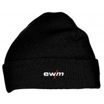 Strickmütze EWM schwarz