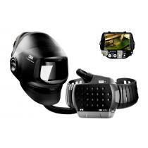 Hochleistungs-Schweißmaske G5-01 mit 3M Adflo Gebläseatemschutz TW