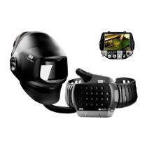 Hochleistungs-Schweißmaske G5-01 mit 3M Adflo Gebläseatemschutz VC
