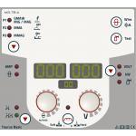 Taurus Basic - Двухкнопочное управление: Настройка рабочей точки путем изменения сварочного напряжения или скорости подачи проволоки