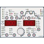 Synergic AC/DC - Однокнопочное управление на панели Synergic: Настройка рабочей точки одной кнопкой благодаря упрощенному выбору заданий