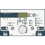 Pico 350 cel puls - Однокнопочное управление с индикацией параметров сварки