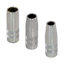 20x Stromd/üsen 10x Keramik Gasd/üsen 30-teiliges MIG MAG Schwei/ß Zubeh/ör f/ür Schwei/ßbrenner AK 14-Verschlei/ßteile