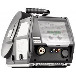 drive 4X HP.  Podavač drátu MIG/MAG, vhodný pro alpha Q puls, Phoenix puls a Taurus Synergic S s technologií Multimatrix
