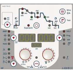 Synergic S HP.  Univerzální řízení pro všechny přístroje alpha Q puls, Phoenix puls a Taurus Synergic S