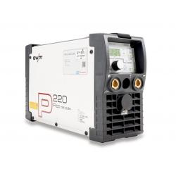 Pico 220 cel puls.  MMA welding machine with MMA pulse function  Ideal for pipe construction  10 A - 220 A